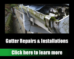 Gutter Repairs & Installations